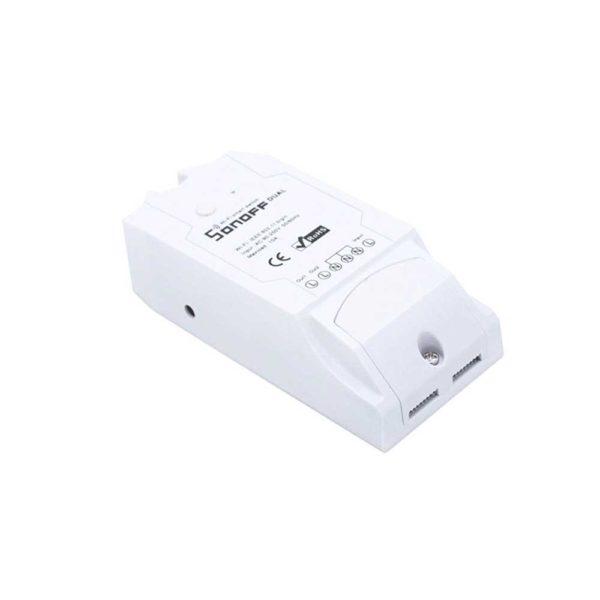 Двухканальное Wi-Fi реле Sonoff Dual