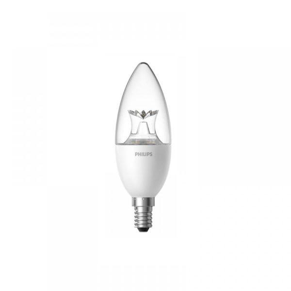 Умная лампочки под Е14 цоколь от Xiaomi Philips