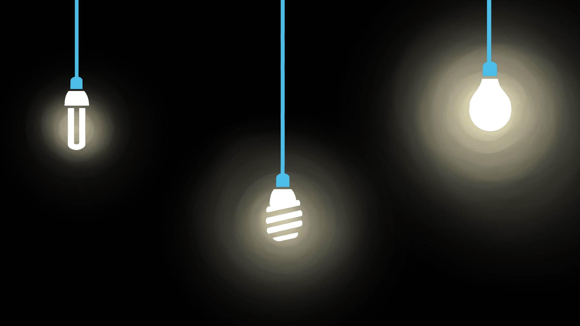 Световой поток: расчет и таблица значений у разных типов ламп