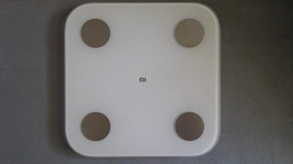 умные весы mi body composition scale 2