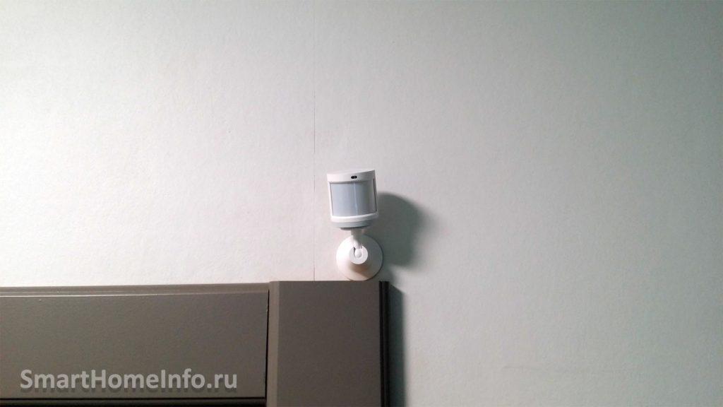 Обзор датчика движения Aqara для умного дома Xiaomi