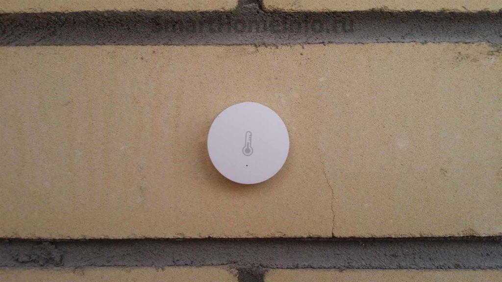 Xiaomi Smart Home датчик температуры