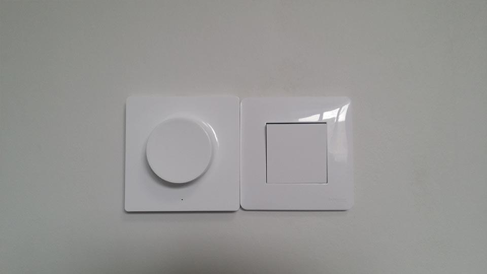xiaomi yeelight smart dimmer switch ylkg07yl