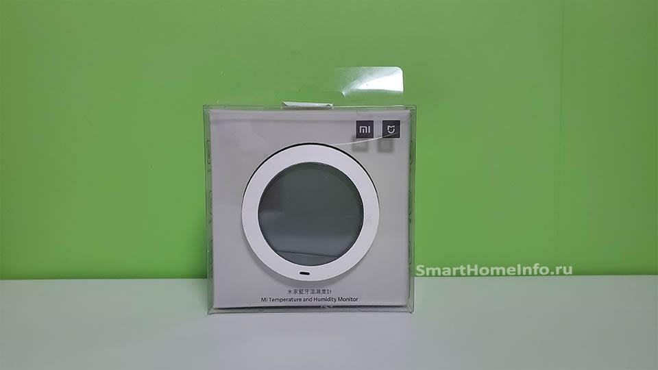 Монитор температуры и влажности mi