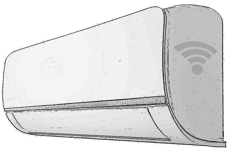 Кондиционер управление со смартфона