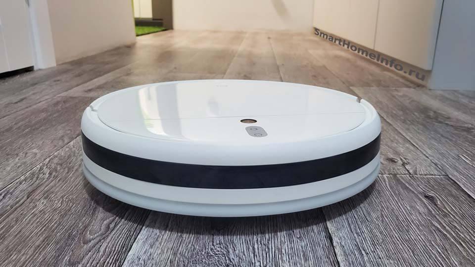 Робот пылесос xiaomi mijia 1c обзор