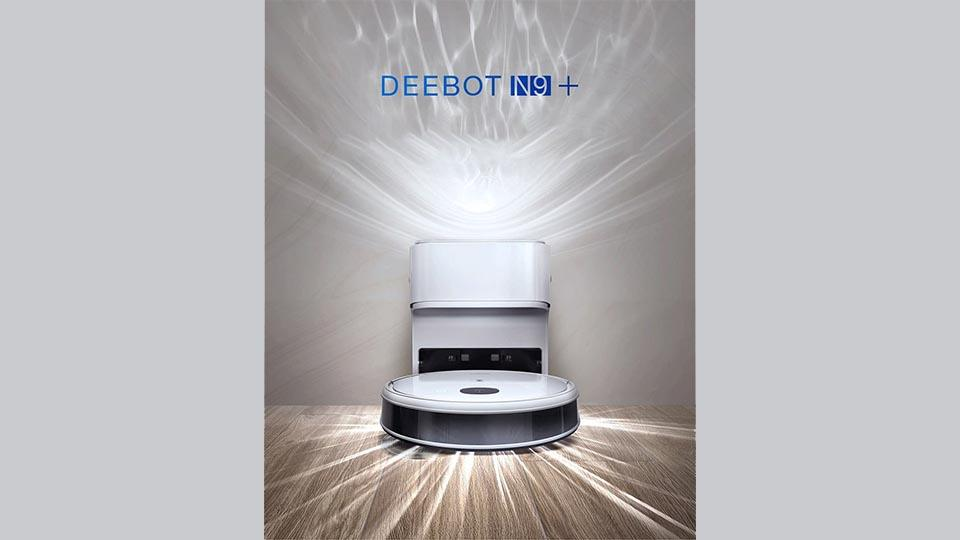 Read more about the article Deebot N9 Plus – моющий робот-пылесос с функцией самоочистки