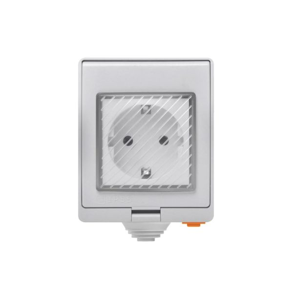 SONOFF S55 Wi-Fi Smart Waterproof Socket