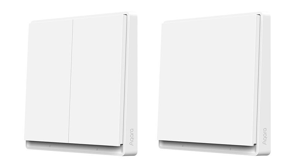 Выключатели под круглый подрозетник для умного дома Xiaomi